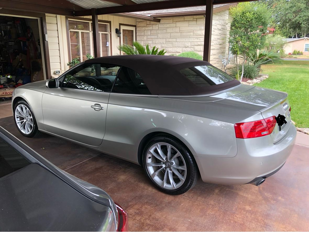 2014 Audi A5 for sale by owner in San Antonio