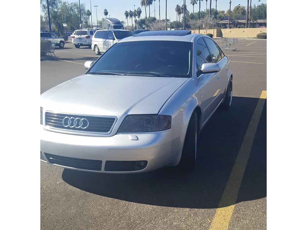 2000 Audi A6 for sale by owner in Goodyear