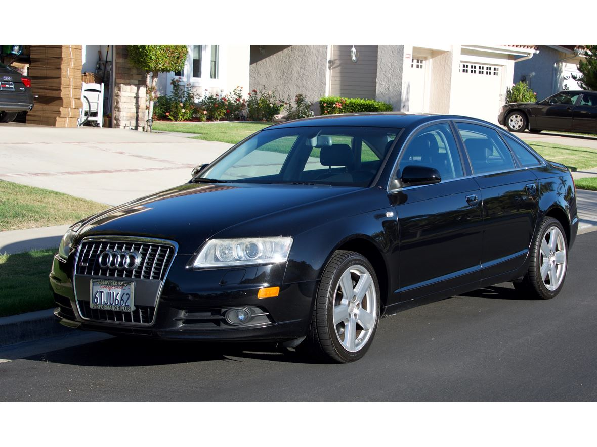 2008 Audi A6 for sale by owner in Dana Point