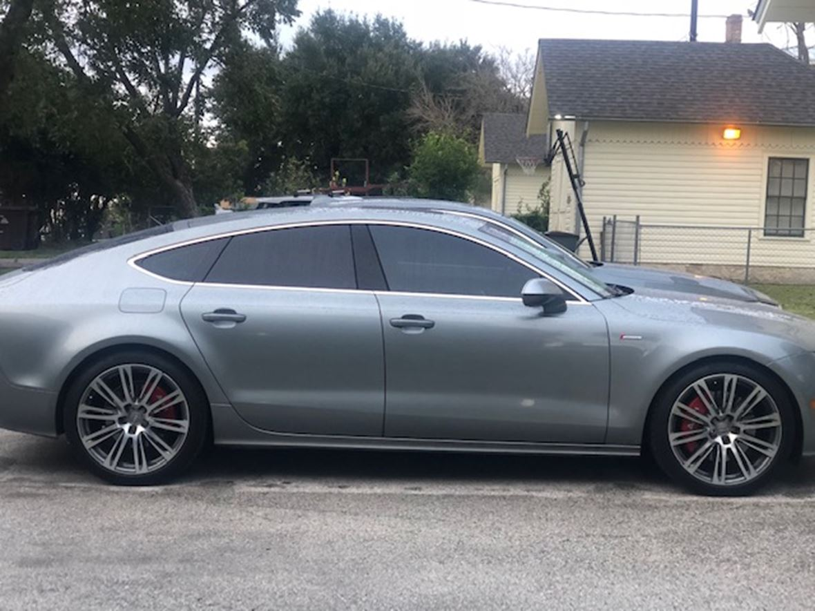 2012 Audi A7 for sale by owner in Jbsa Ft Sam Houston