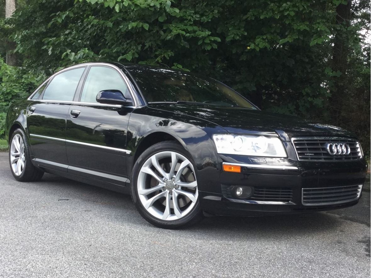 2005 audi a8 for sale by owner in marietta ga 30068. Black Bedroom Furniture Sets. Home Design Ideas
