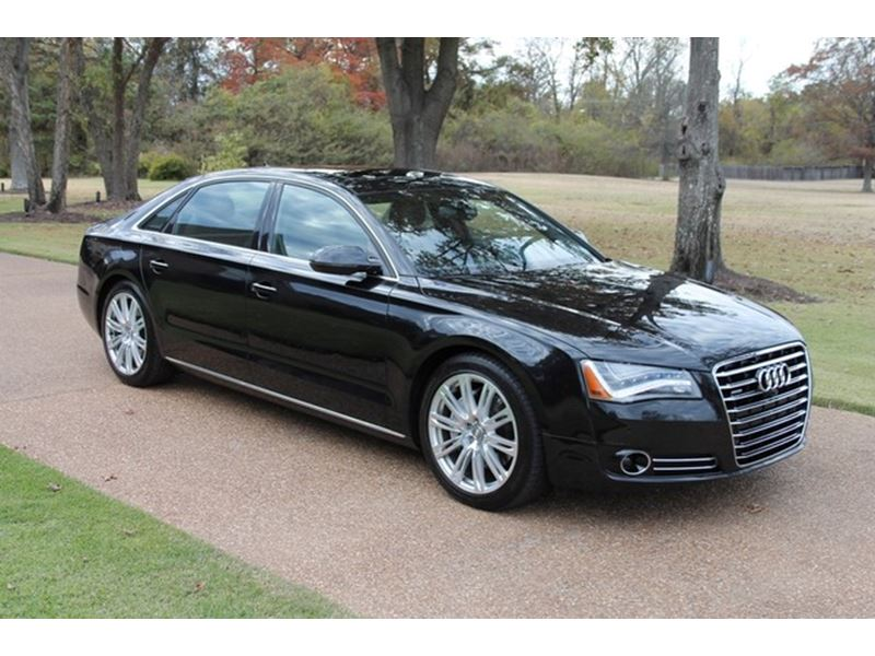 2014 audi a8 for sale by owner in san jose ca 95129. Black Bedroom Furniture Sets. Home Design Ideas