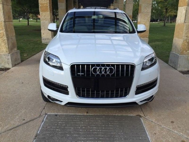 2015 Audi Q7 for sale by owner in New Boston