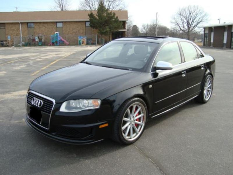2007 audi s4 for sale by owner in bennett co 80102. Black Bedroom Furniture Sets. Home Design Ideas