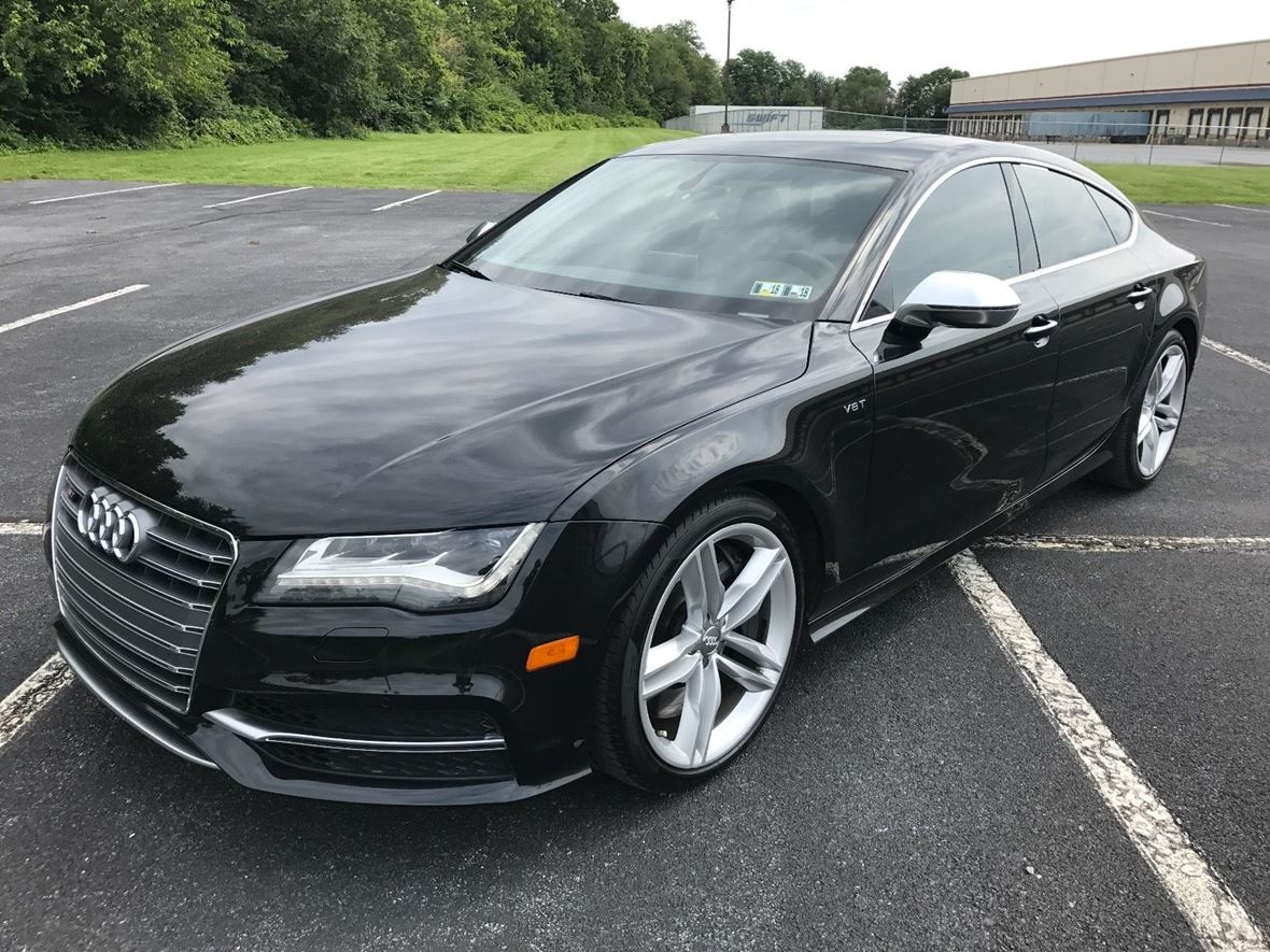 Audi S For Sale By Owner In Greensburg PA - Audi s7 for sale