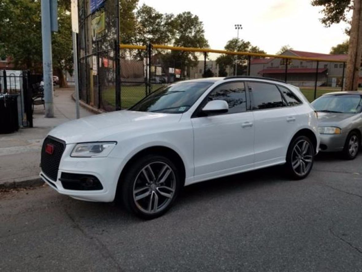 2015 Audi SQ5 for sale by owner in Morrisville