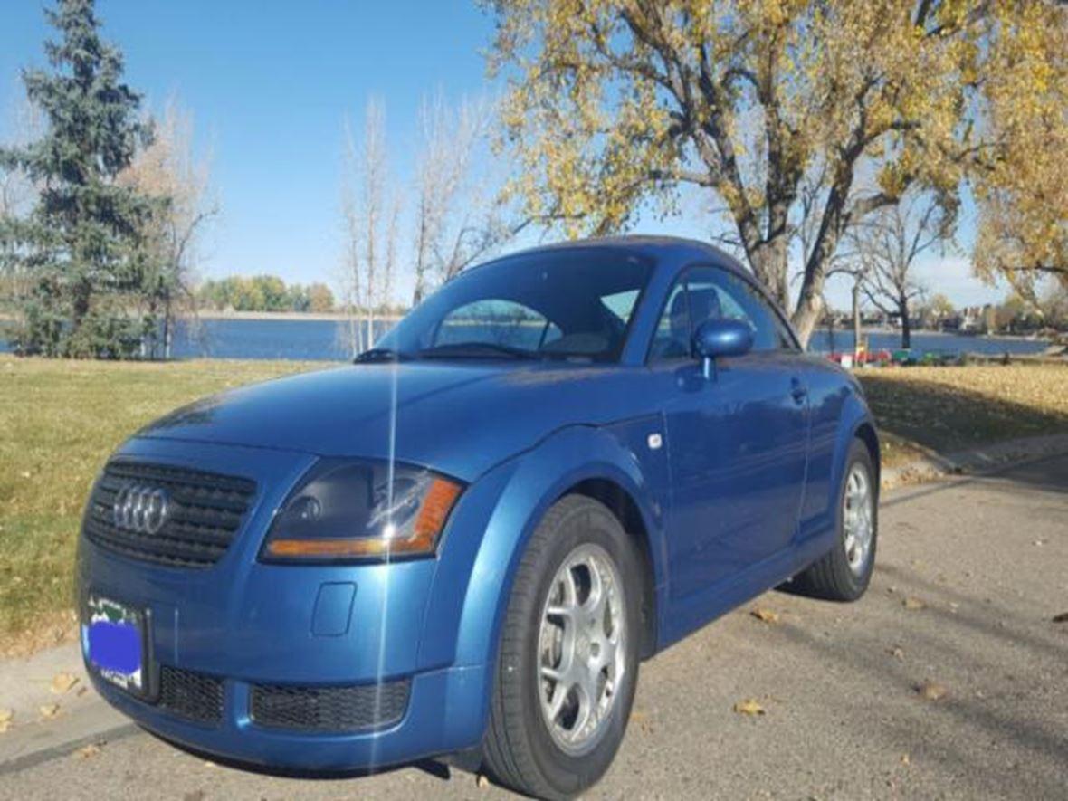 2001 Audi TT For Sale By Owner In Montrose, AL 36559