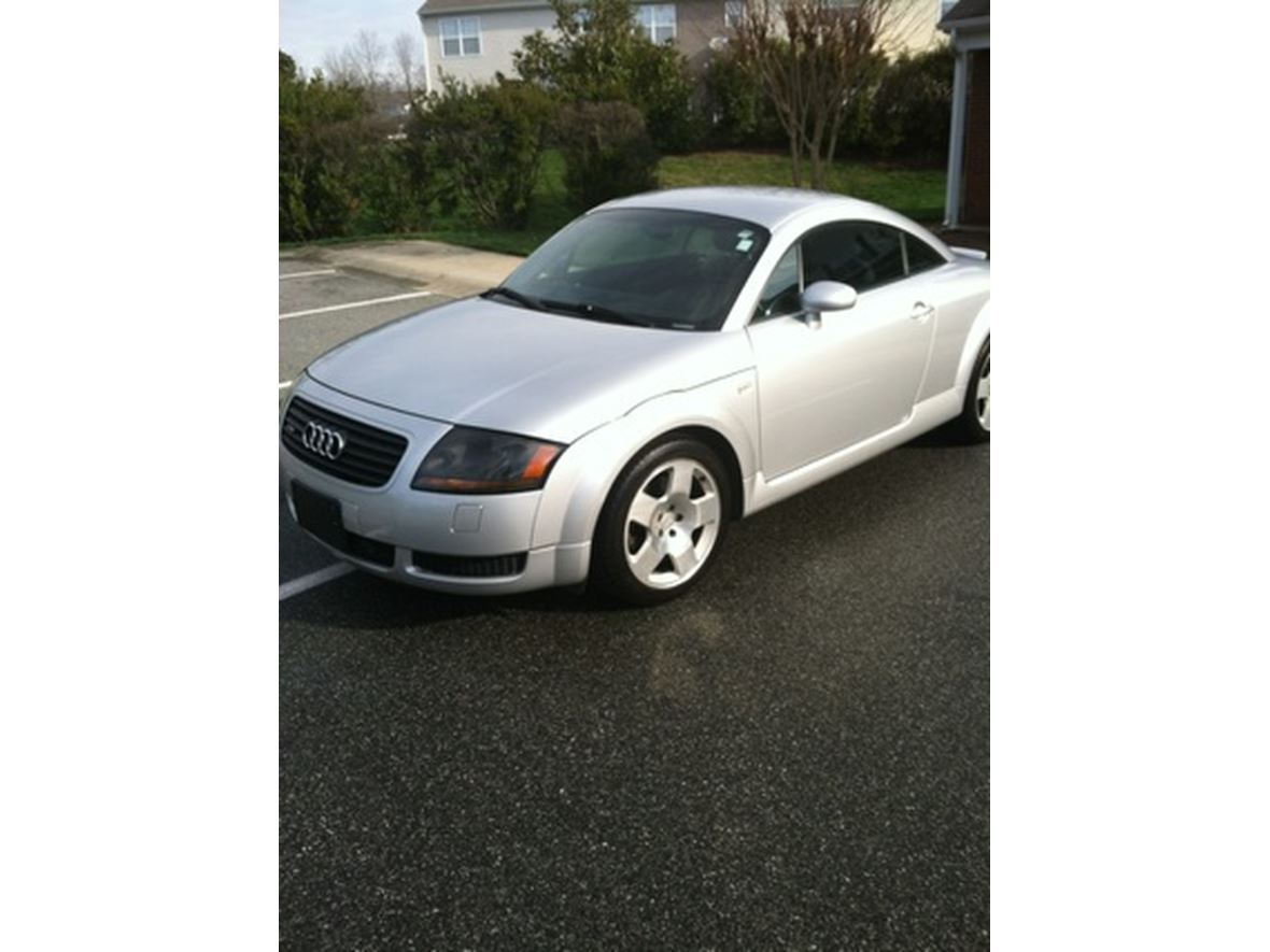 2002 Audi TT for sale by owner in Kernersville