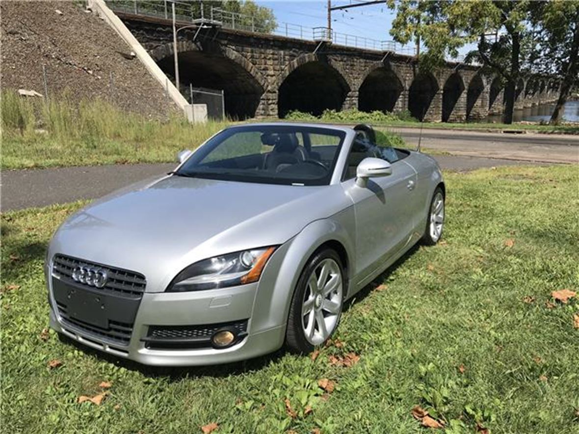 2008 Audi TT for sale by owner in Ontario