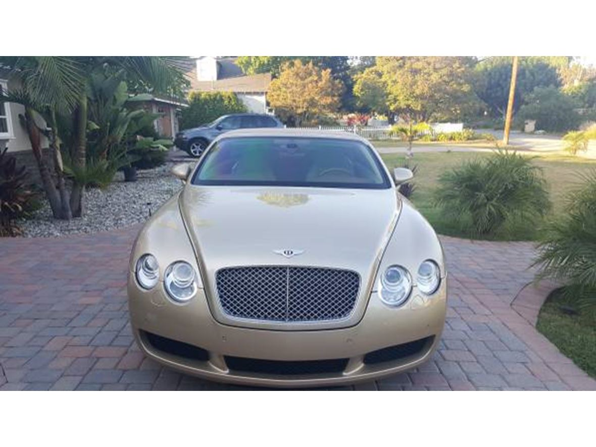 2009 Bentley Continental GTC for sale by owner in La Habra