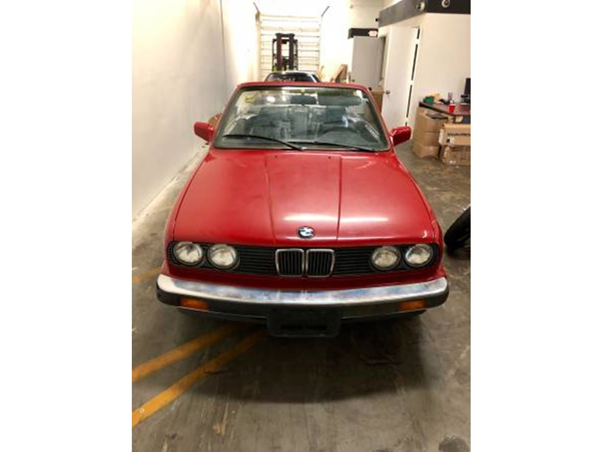 1987 BMW 3 Series for sale by owner in Boca Raton