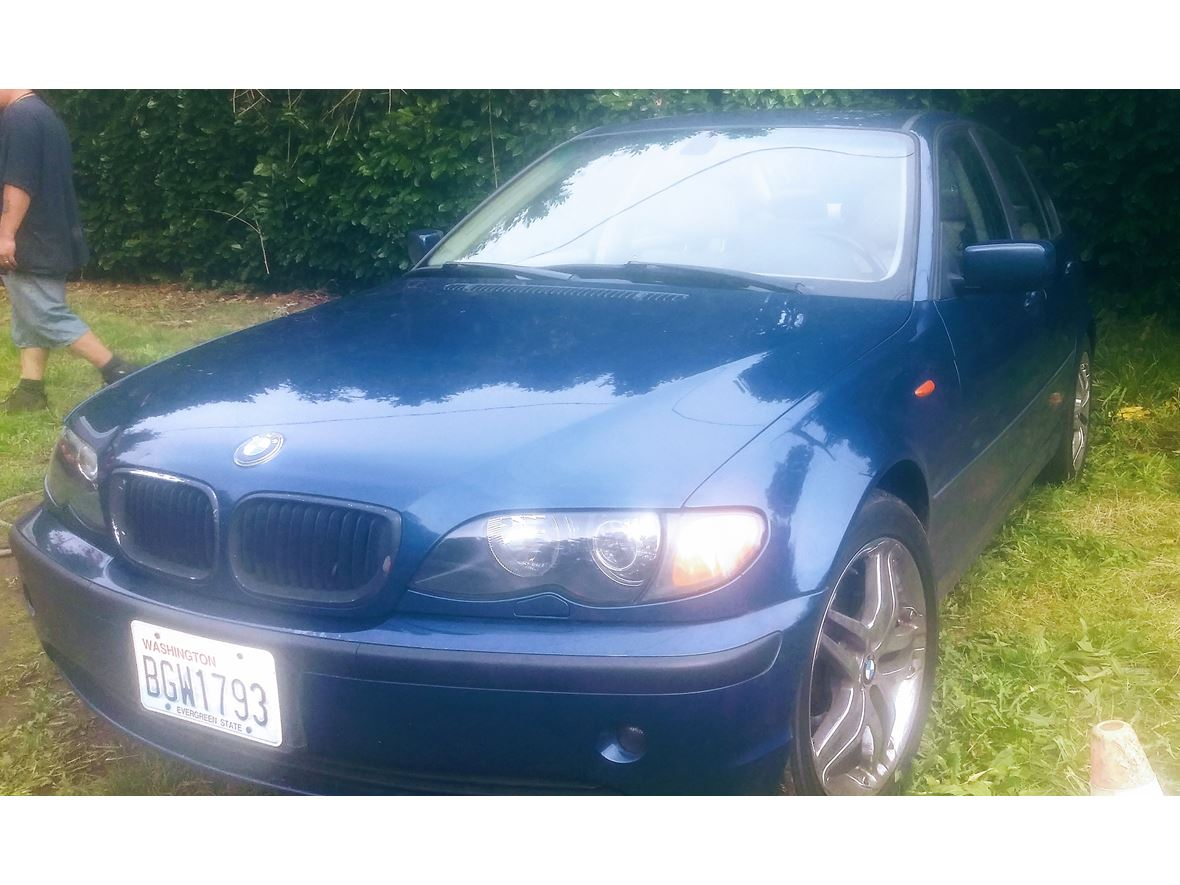 2003 BMW 3 Series for sale by owner in Vancouver