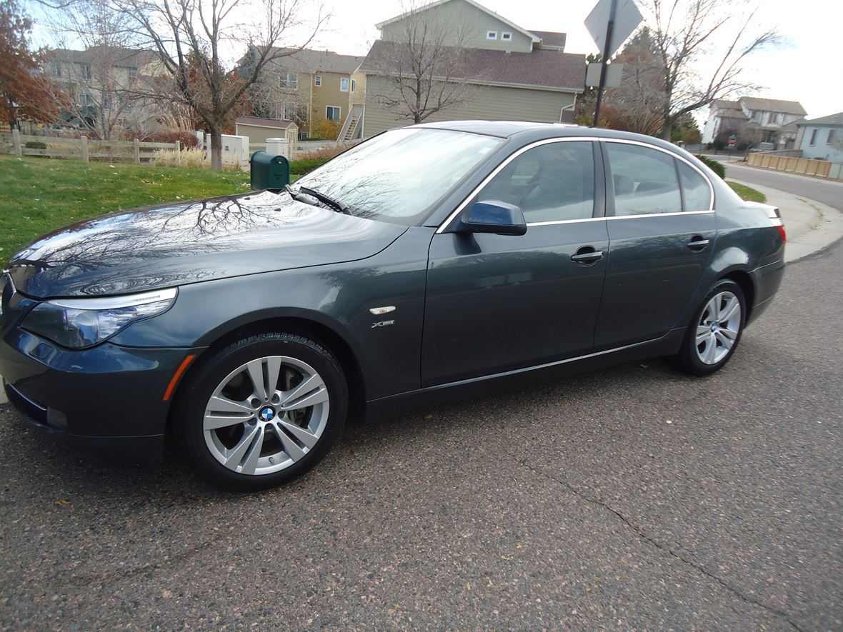 2010 BMW 5 Series for sale by owner in Denver