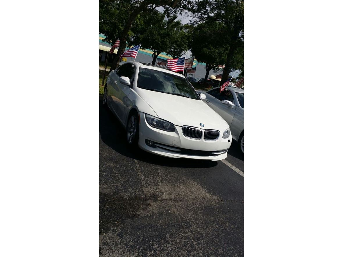 2011 BMW 3 Series for sale by owner in Fort Lauderdale