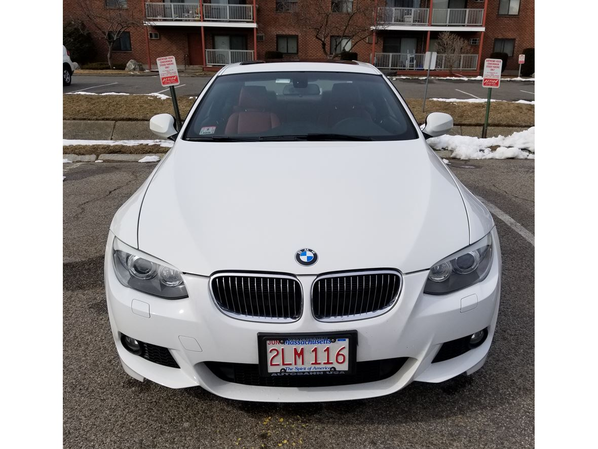 2013 BMW 3 Series for sale by owner in Revere