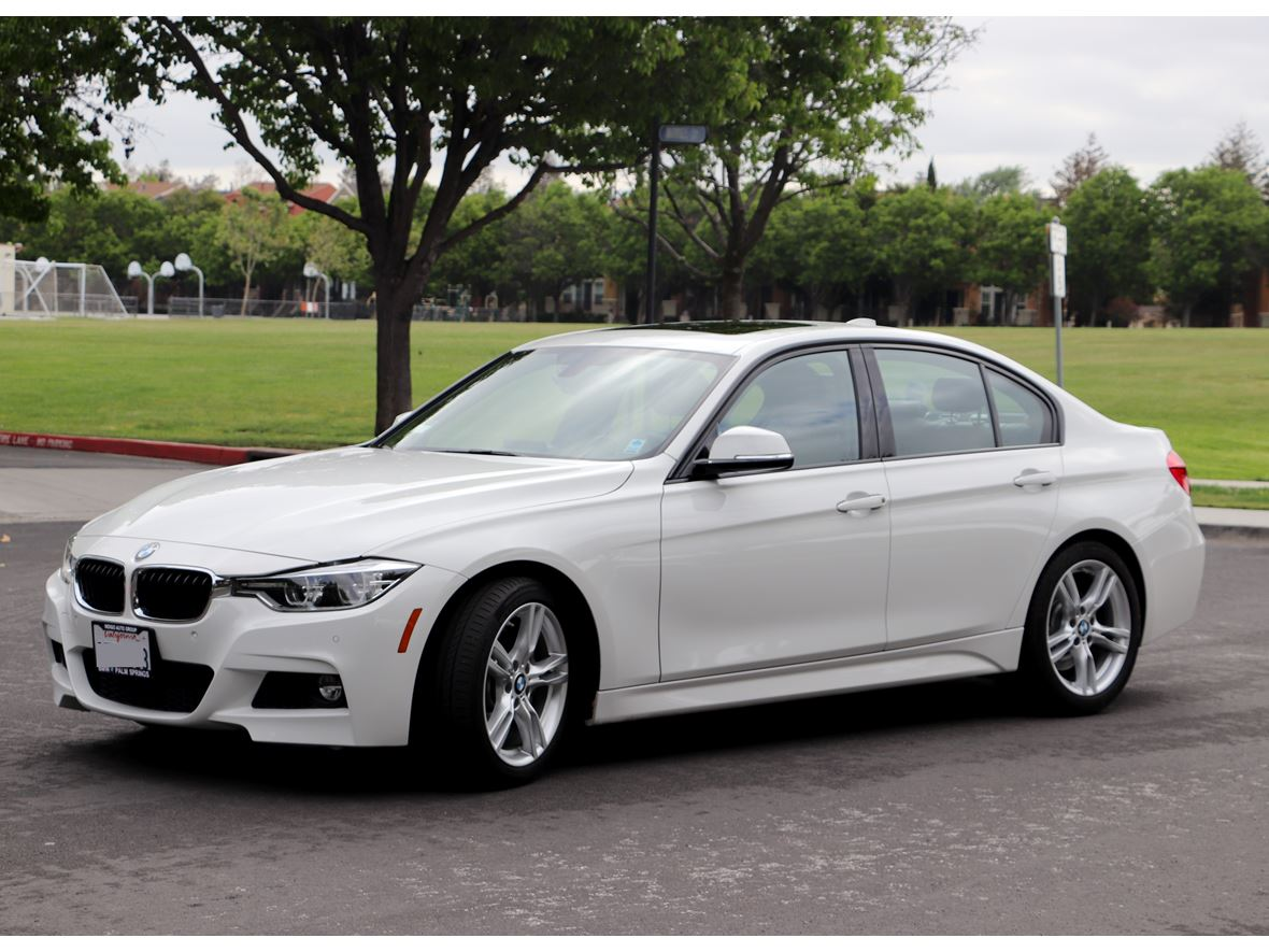2016 BMW 3 Series for sale by owner in San Jose