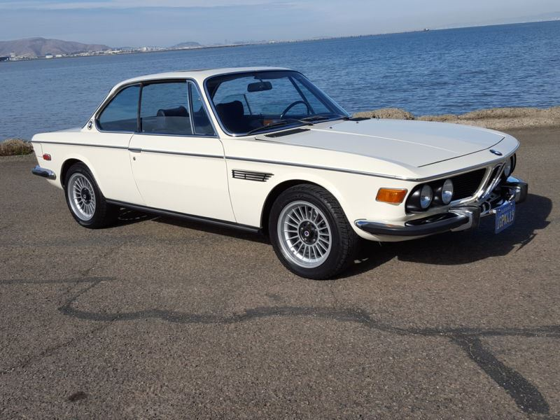 Bmw 3.0 Cs For Sale >> 1973 Bmw 3 0csi For Sale By Owner In Berkeley Ca 94720 13 200