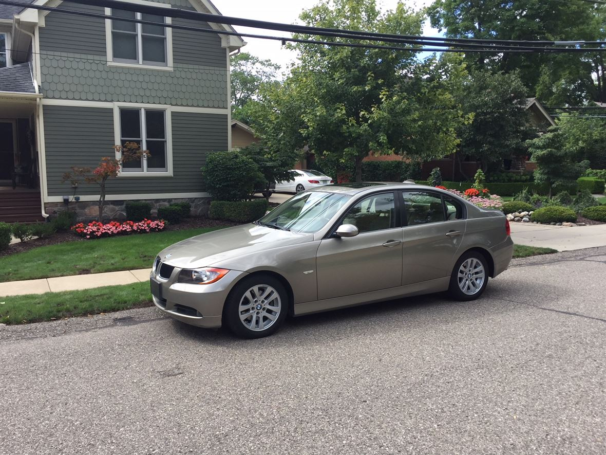 2007 BMW 328i for sale by owner in Farmington