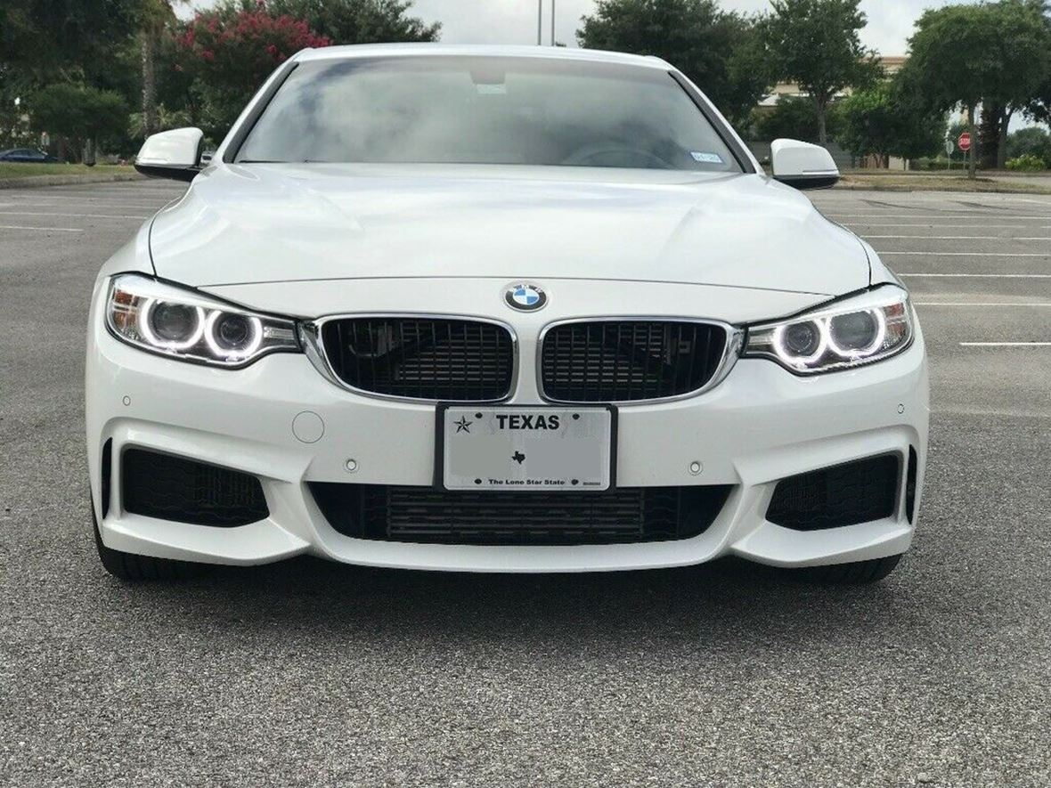 2015 BMW 4 Series for sale by owner in Austin