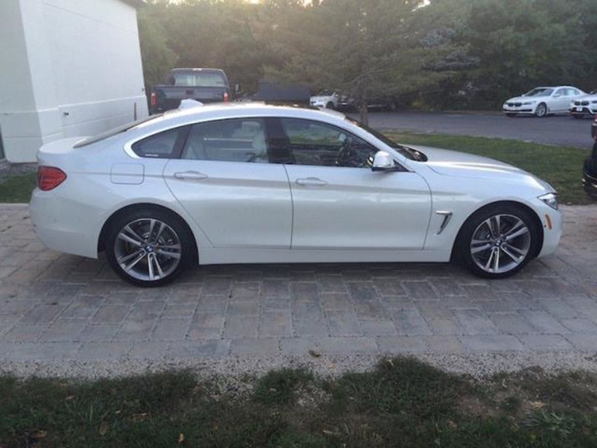 2017 BMW 4 Series for sale by owner in Branchland