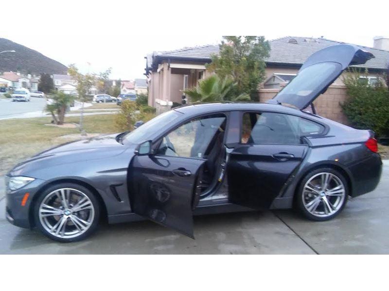 2015 BMW 4 Series Gran Coupe - Private Car Sale in Sun City, CA 92586