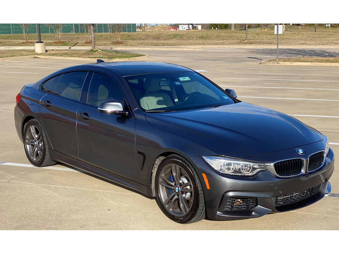 2015 BMW 435i Grand Coupé  for sale by owner in McKinney