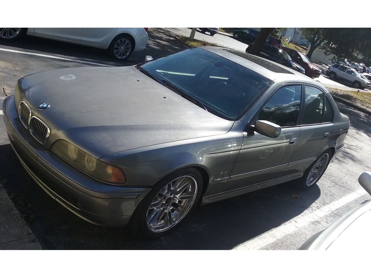 2002 BMW 5 Series for sale by owner in Altamonte Springs