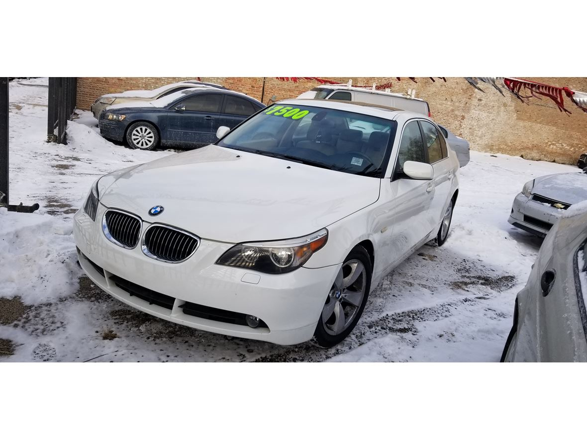 2007 BMW 5 Series for sale by owner in Chicago