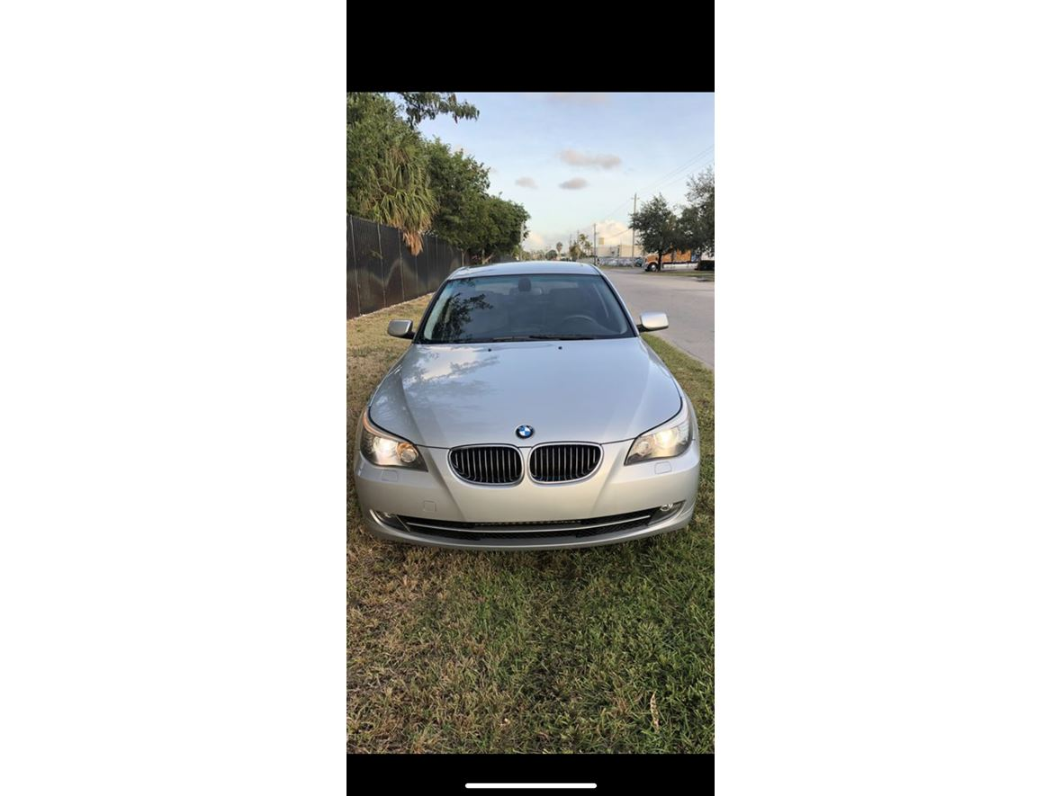 2008 BMW 5 Series for sale by owner in Miami
