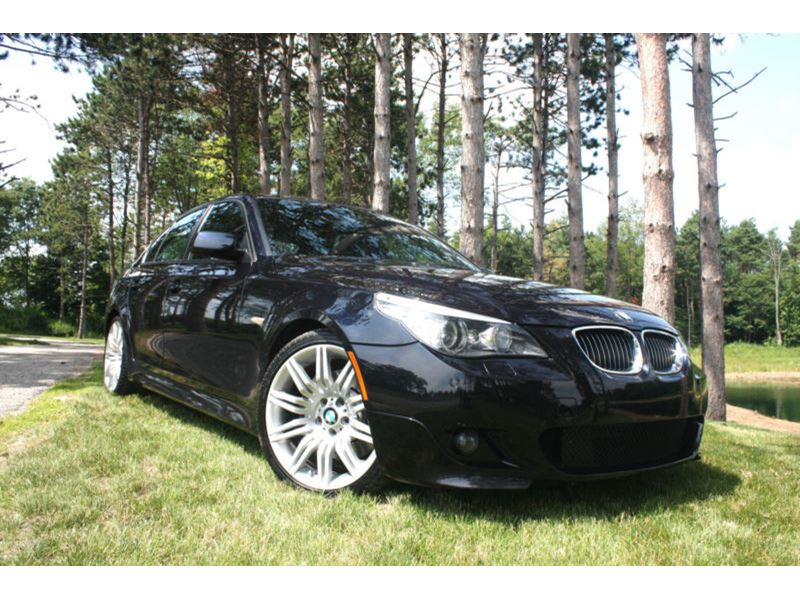 2010 BMW 5-Series for sale by owner in SOUTHFIELD