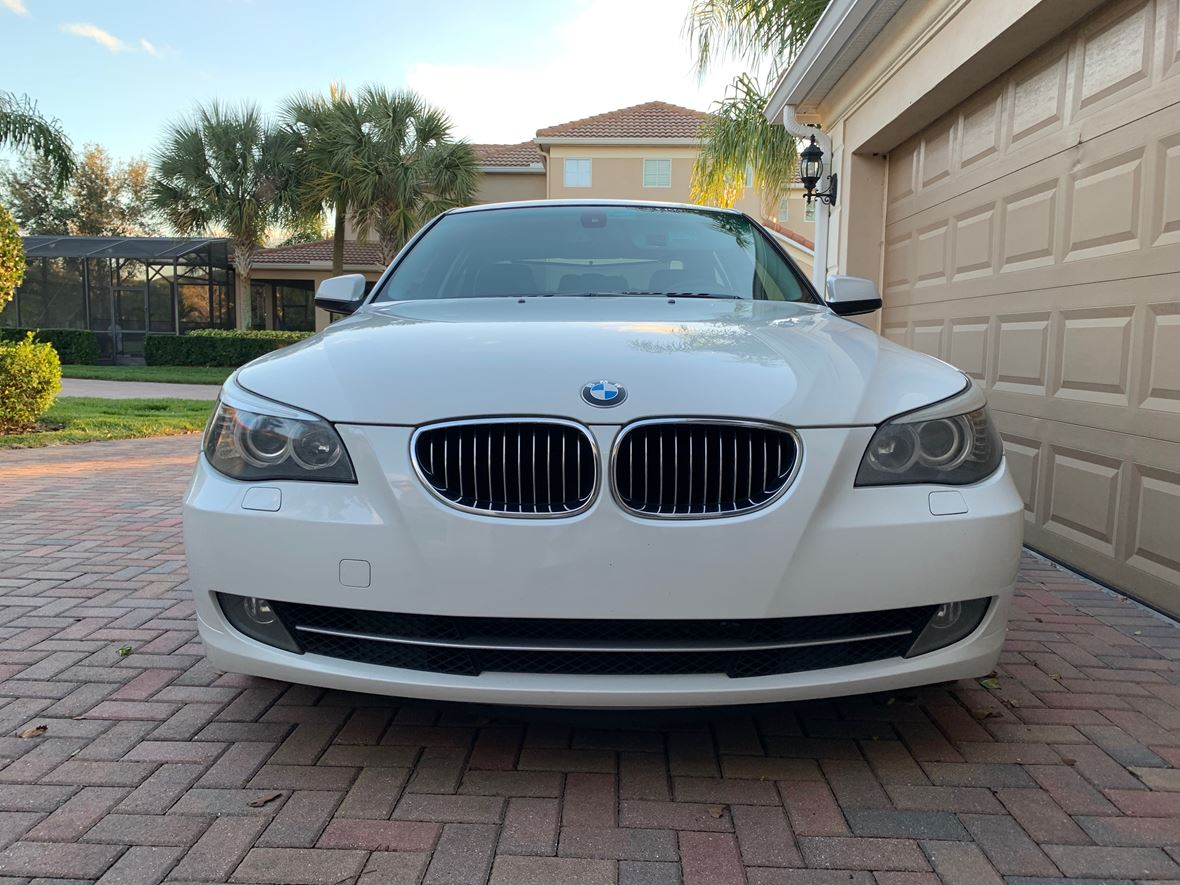 2011 BMW 5 Series for sale by owner in Orlando