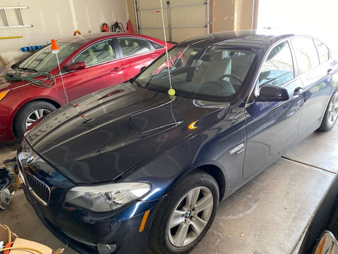 2012 BMW 5 Series for sale by owner in Naperville
