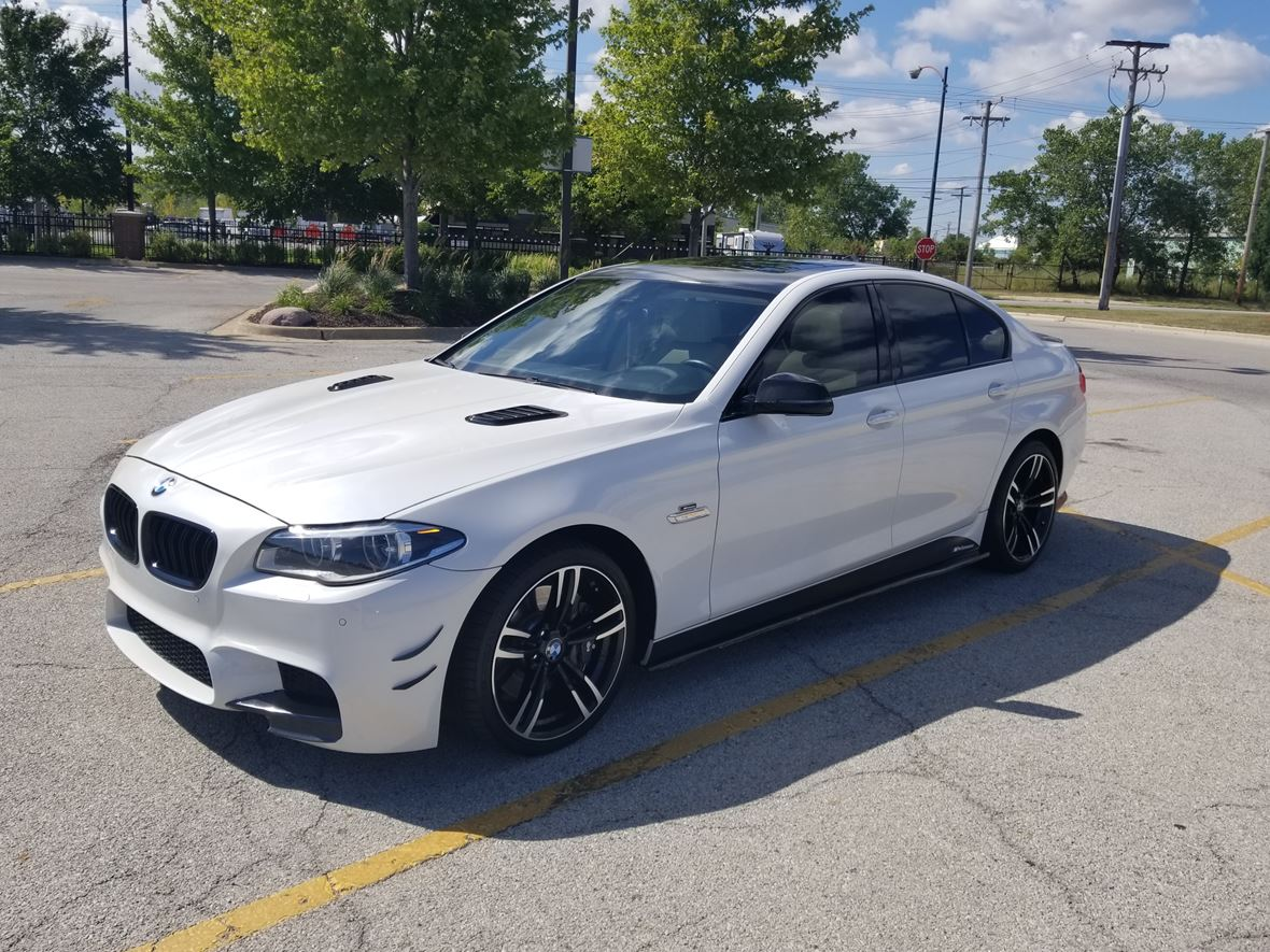 2014 bmw 5 series for sale by owner in chicago il 60701. Black Bedroom Furniture Sets. Home Design Ideas