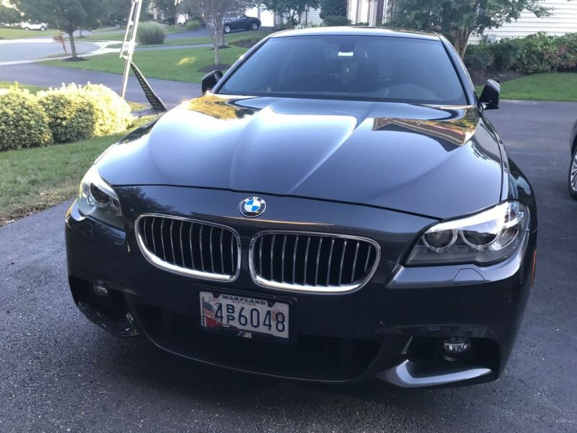 2014 BMW 5-Series for sale by owner in Germantown