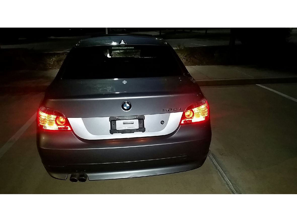 2007 bmw 525i for sale by owner in arlington tx 76096. Black Bedroom Furniture Sets. Home Design Ideas