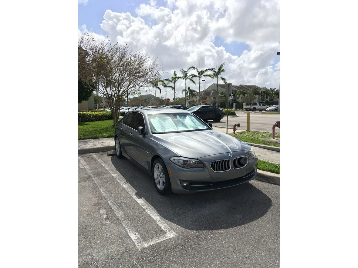 2011 BMW 528i for sale by owner in Homestead