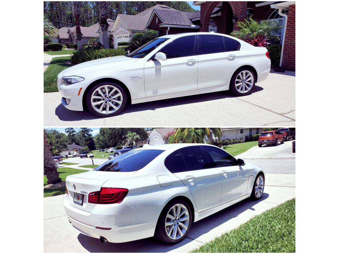 2012 BMW 535i for sale by owner in Fleming Island