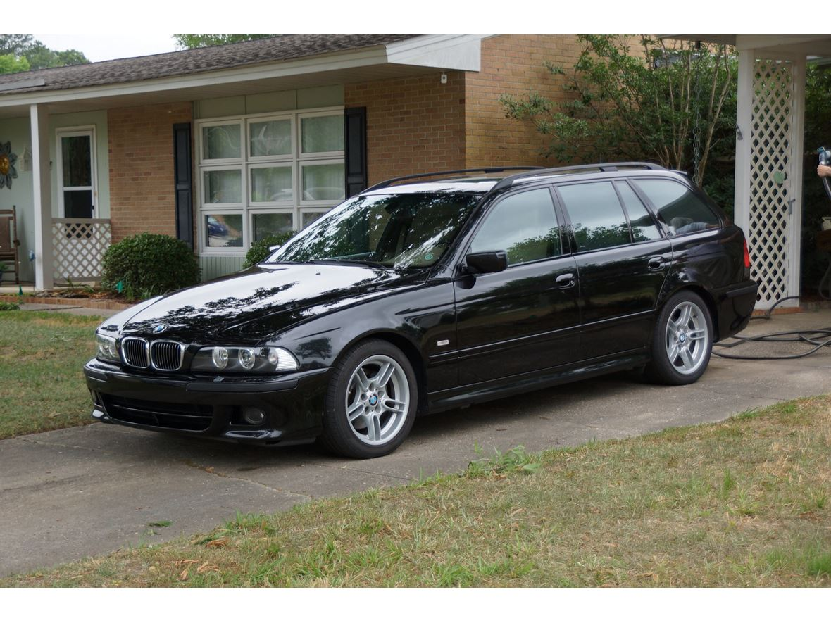2003 Bmw 540it M Sport Wagon E39 4 4l By Owner Myrtle Beach Sc 29577