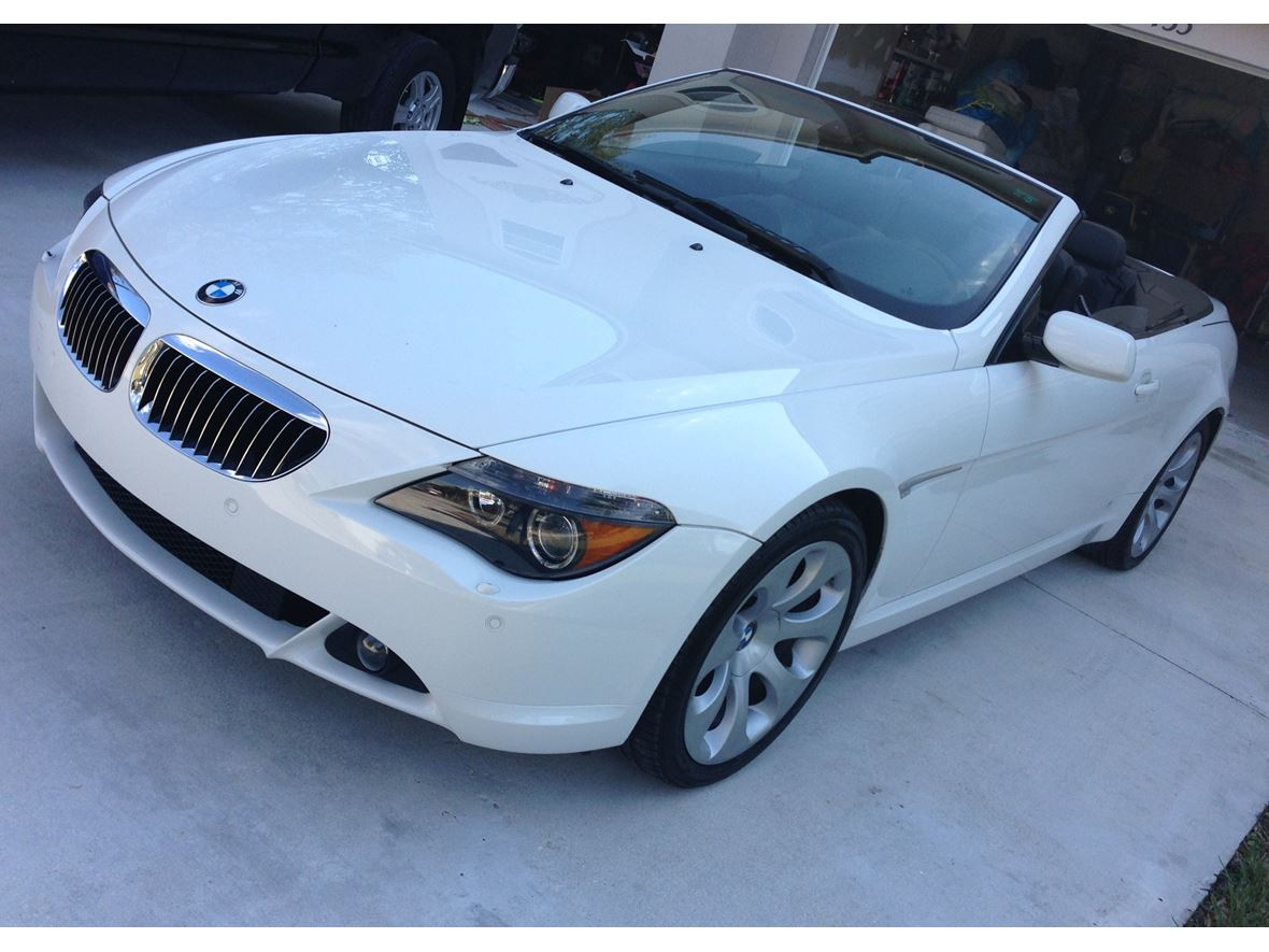 2007 BMW 6 Series for sale by owner in Fort Pierce