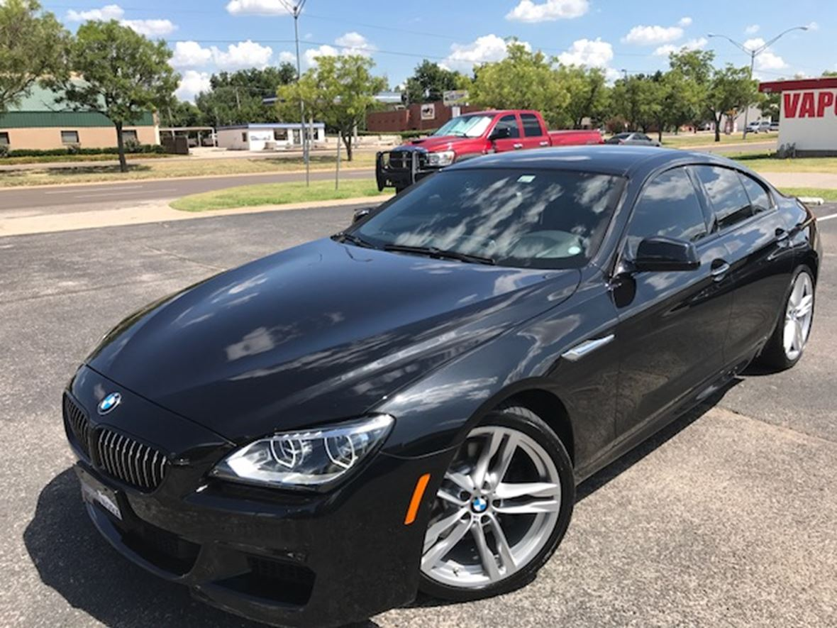 2015 BMW 6 Series for sale by owner in Dallas