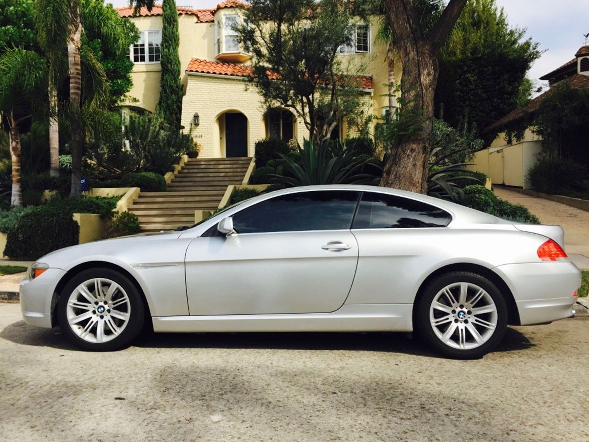 2006 Bmw 650i For Sale By Owner In Los Angeles Ca 90034