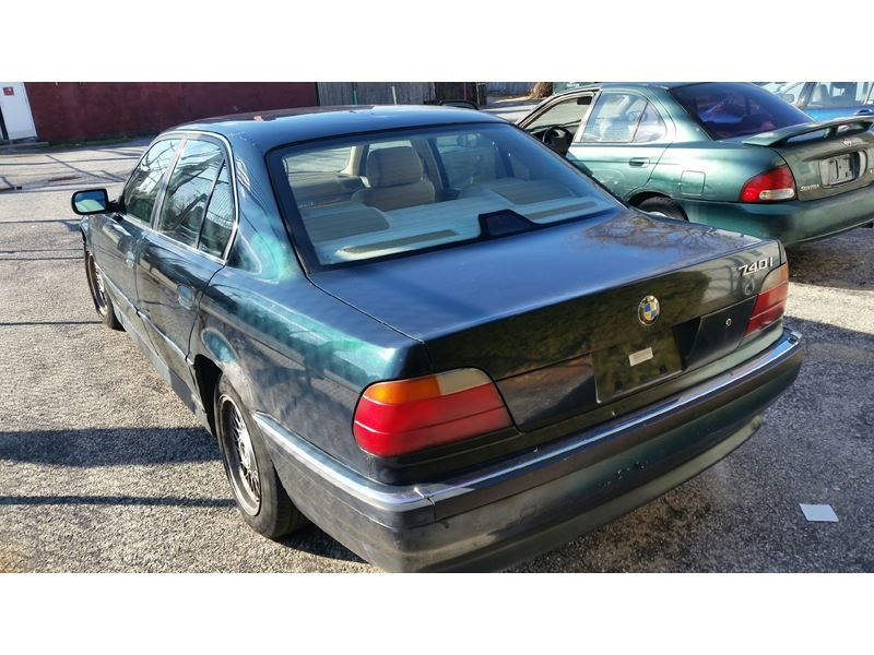 1995 BMW 7 Series for sale by owner in Elmont