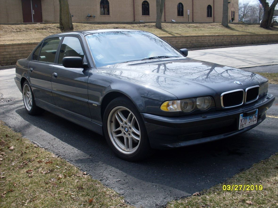 2001 BMW 7 Series for sale by owner in Orland Park