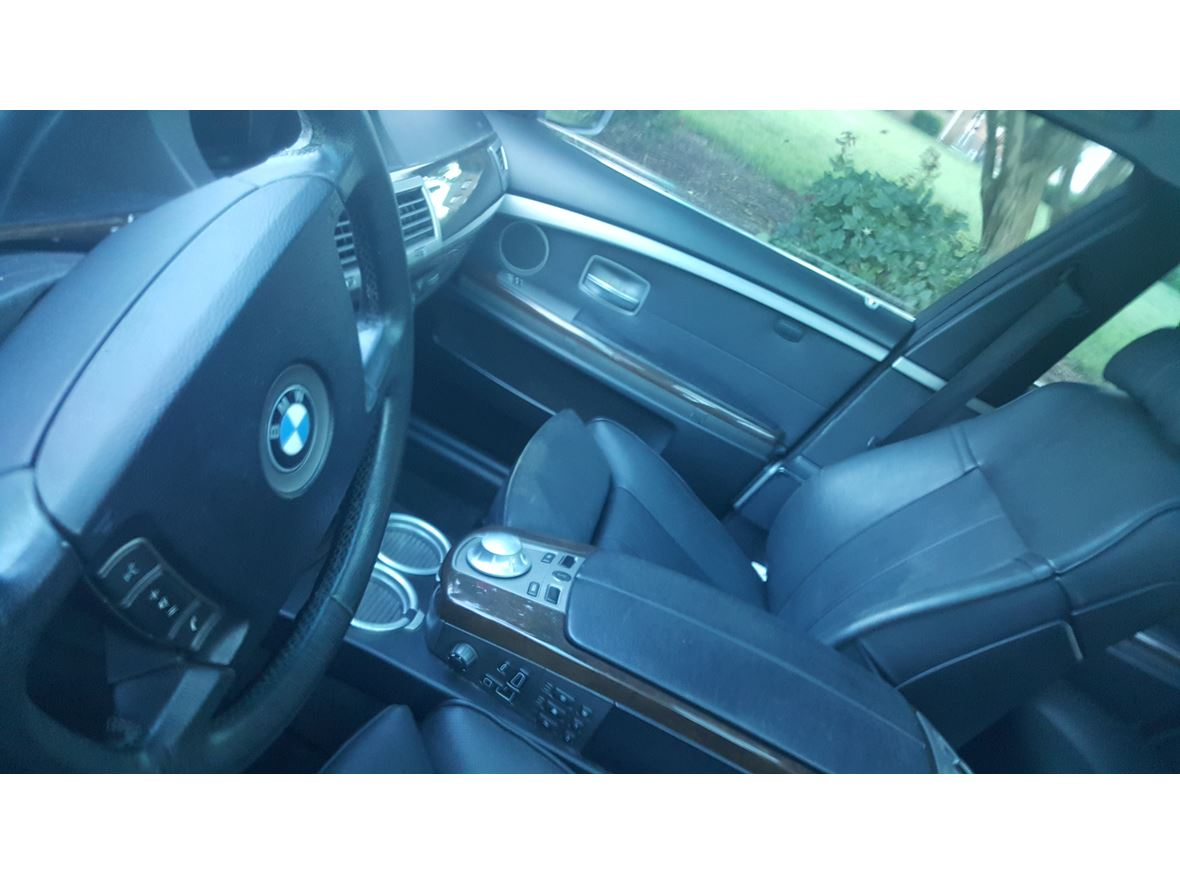 2005 BMW 7 Series for sale by owner in Richmond