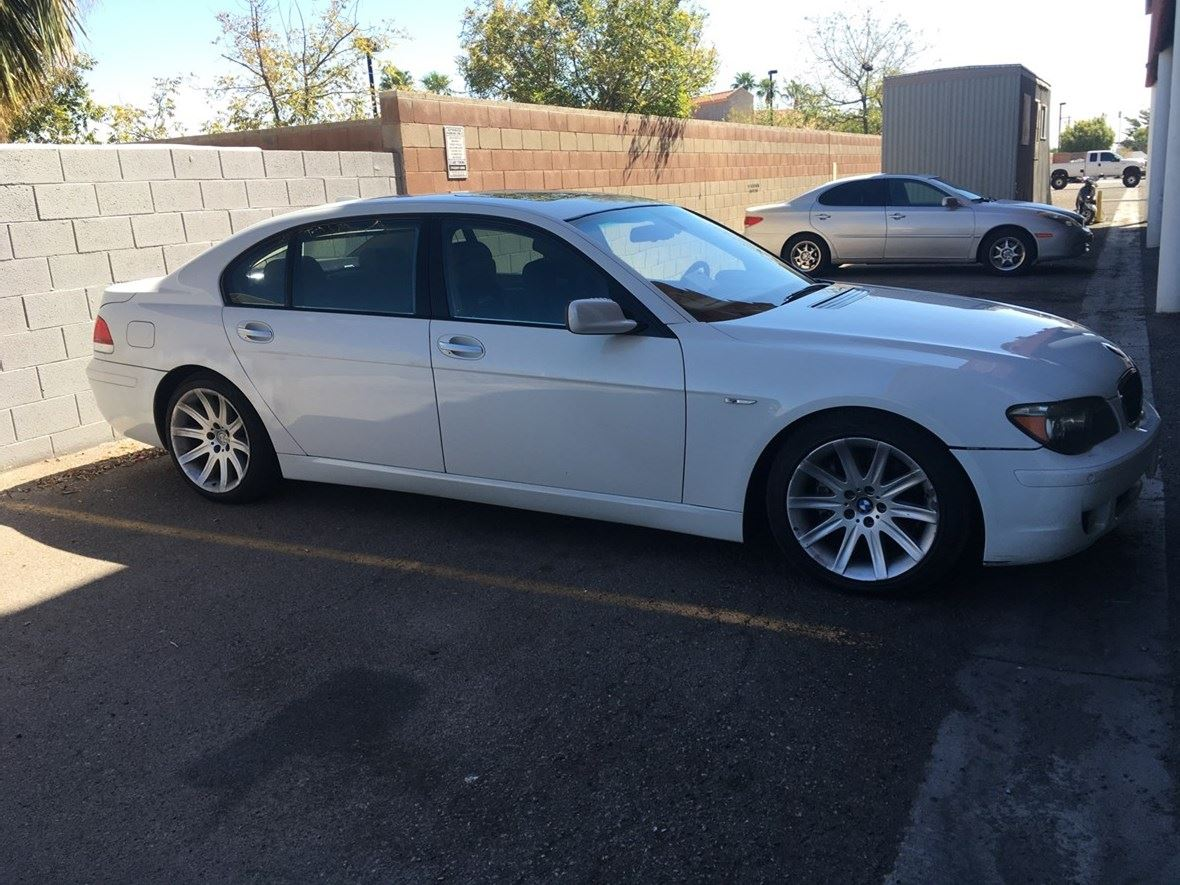 2006 BMW 7 Series for sale by owner in Las Vegas