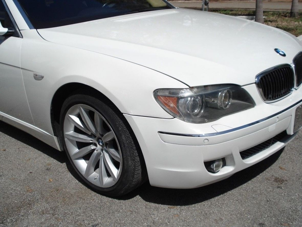 2008 bmw 7 series for sale by owner in greensboro nc 27413. Black Bedroom Furniture Sets. Home Design Ideas