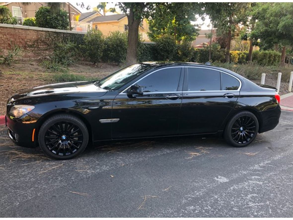 2012 BMW 7 Series for sale by owner in Simi Valley
