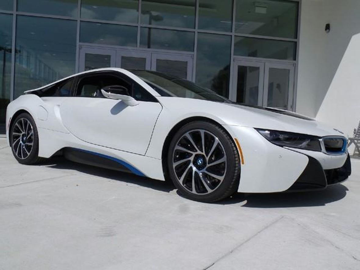 2016 BMW i8 for sale by owner in Santa Barbara