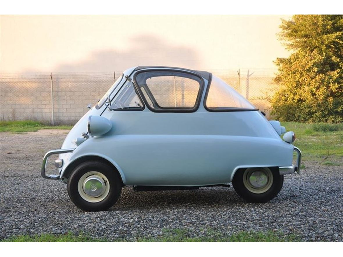 1956 BMW Isetta for sale by owner in Santa Ana
