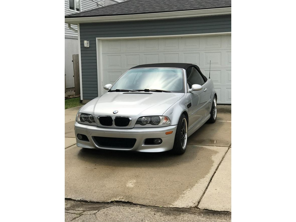 2002 BMW M3 for sale by owner in Waterford